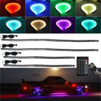 Buy cheap LED Music Remote Strips 12w Neon Lights Car Exterior product