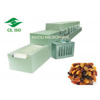 Buy cheap Microwave Drying Equipment Industrial Sterilizer Device For Dats / Nuts / Green Tea product