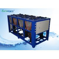 Buy cheap Outdoor 40 Ton Commercial Water Chiller Package Unit Vertical Water Pump product