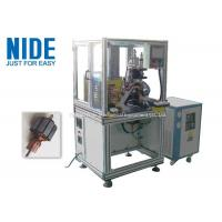 Buy cheap 800kg Armature Coil Winding Machine For Motor Armature Rotor Commutator Hot Stacking product