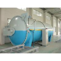 Pressure Defense Industrial Autoclave Machine Φ2.5m With Safety Interlock