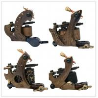 Buy cheap Fashion Design 10 Wraps Coil Tattoo Machine Gun for Shader Cast from wholesalers
