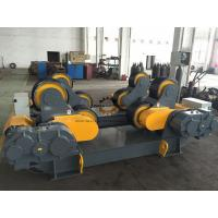 China 40 Ton CE Approved Pipe Welding Rotator For Offshore Pipe / Pressure Vessel on sale