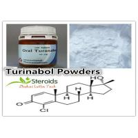 Buy cheap Fat Loss Muscle Building Steroids Turinabol CAS 2446-23-3 4-Chlorodehydromethyl Testosterone product