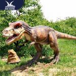 Buy cheap Professional Mechanical Dinosaur Model Animatronic Dino Decoration AC Voltage product