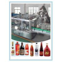 Buy cheap Wine / Whisky / Alcohol / Rice Liquid Bottle Filling Machine SS304 / 316 product