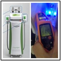 China Cool Shaping Cryolipolysis Machine With RF Cavitation Fat Freeze System CE approval on sale