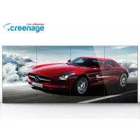 Buy cheap 200 W 49 Inch Full HD 4x4 Indoor Lcd Video Walls 3.5mm Super Narrow Bezel from wholesalers