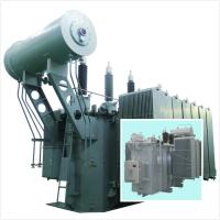 Buy cheap Economic Power Distribution Transformer Electrical Power Transformer 35kV - 12500 KVA product