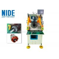 Buy cheap Automatic Stator Coil Inserting embedded Machine For Air Conditioner , Washing Machine Motor product