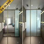 Buy cheap China SMART pdlc GLASS, magic glass, intelligent glass, eb glass product