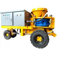 Buy cheap Electric Drive Concrete Shotcrete Machine from wholesalers