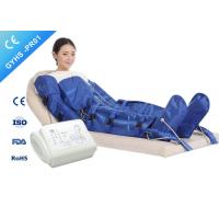 Buy cheap CE ROHS Standard Lymphatic Drainage Machine / 0.1MPA Cellulite Removal Machine product