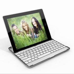 China SN11004 Aluminum Mobile Carry-on Bluetooth 3.0 Wireless Keyboard for iPad 2 / ipad 3 on sale