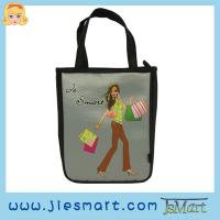 Buy cheap JSMART handbag fashion bag printing sublimation custom bag chinese manufacturer from wholesalers