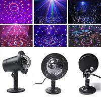 Buy cheap Outdoor IP65 Christmas RGBW infinite mixed color LED lawn magic ball light product