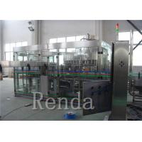 Buy cheap Plastic Bottle Beverage Carbonated Drink Filling Machine For Carbonated Soda 7.5KW Electric Driven product