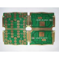 Buy cheap Mobile PCB HDI PCB Board FR4 Base with ENIG Surface Finish and 4-Layer product