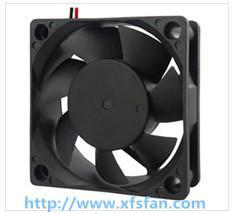 Buy cheap ventilador de refrigeração sem escova plástico DC6015 do preto da C.C. 5V/12V/24V de 60*60*15mm product