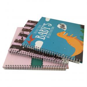 Buy cheap Unique Design Scrapbook For Kids / Rigid Cover Baby Girl Scrapbook Album product