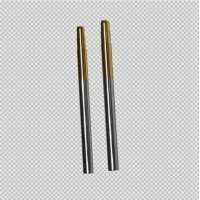 Buy cheap HSS Stainless Steel Material Non Standard Stamping Punch Pin from wholesalers