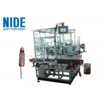 Buy cheap Double Flyer Rotor Windier Armature Coil Winding Machine For Hook Type Commutator product