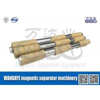 Strong Stainless steel Magnetic Separator Machine / Magnet Magnetic Rod