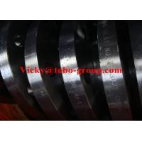 Buy cheap flange forjada de ASTM A694 F42 F46 F48 F50 F52 F56 F60 F65 F70 WN RF product