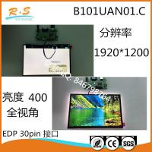 "Buy cheap B101UAN01.C 1920*1200 EDP 10.1"" Ips Lcd Display 30 Pin Interface product"