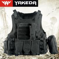 China Outdoor Army Military Bulletproof Vest , Body Armour Vest To prevent stab wounds wholesale