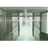 Buy cheap SS304 Swing Door Clean Room Air Showers For Material Entry product