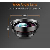 Buy cheap Wide Angle lens compatible with 98% smartphone product