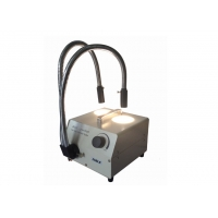 Buy cheap Power 220V Jewellery Fiber Optic Lights With Handle for Convenient Carry Model FCL-150A product