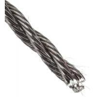 Buy cheap 316 Stainless Steel Wire Rope 3x7 Hollow Core  For Anchor Mooring Salvage Operations product
