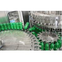 Buy cheap Automated Soda Filling Machine Soft Drinks Filler  Carbonated Drink Filling Machine CE Certificate product