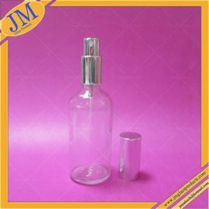 Buy cheap оптовые 100мл освобождают стеклянную бутылку с серебряным спрейером product