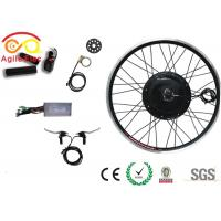 Modern Electric Bicycle Hub Motor Kit With 500w Intelligent Controller