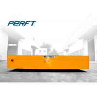 Buy cheap heavy duty material handling trackless transfer flat cart used in warehouse product