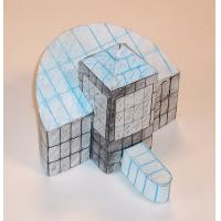 Buy cheap crystal building models product