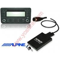 Buy cheap Digital cd changer for Alpine M-bus(car USB adapter) product