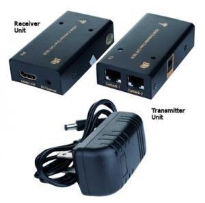 Buy cheap HDMI sobre el ATC del equipo del suplemento 2 Cat6/RJ45 certificado hasta el 164ft w/3D y el control del IR product