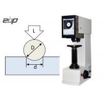 China Universal Brinell Hardness Testing Machine 5 Posiitons Turret With Software System on sale