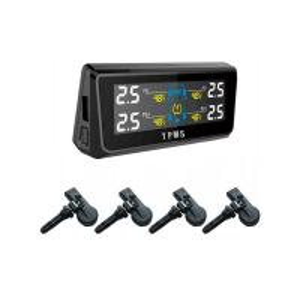 Buy cheap Мониторинг давления солнечный автомобиль TPMSの軟膏のшинах система с 4のдатчиками TPMS product