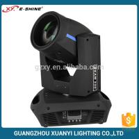 Buy cheap Dmx512 , 6 In 1 Amber Moving Head Light 7 / 10 Channels For KTV Nightclub product