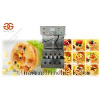 Buy cheap Pizza Cone Making Machine For Sale product