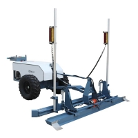 Buy cheap DZ25-2 Laser Leveling Machine double efficiency high accuracy low error product