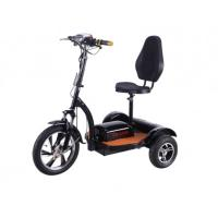 Buy cheap 48v/500w Three Wheels Electric Mobility Scooter with CE Certificate product