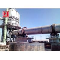 Buy cheap Quick Limestone Rotary Lime Kiln equipment , Active Lime Production Plant product
