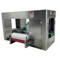 Buy cheap Stainless Steel Automatic Bagging Machine For Water Bottling Line 1500 Bottles Per Hour product