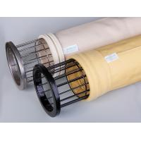 Buy cheap Japan PPS / RYTON PPS filter Bag 17oz Size 130mmX8000mm for  Power Plant product